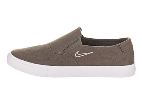 Nike SB Portmore II Solarsoft Slip-on Men's Skateboarding Shoe - Brown Image 2