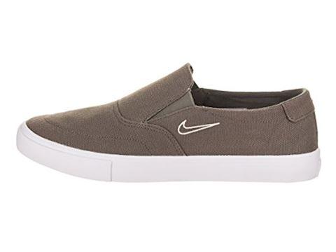 Nike SB Portmore II Solarsoft Slip-on Men's Skateboarding Shoe - Brown Image 2