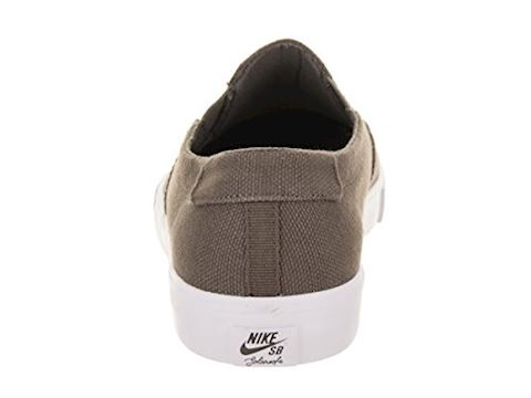 Nike SB Portmore II Solarsoft Slip-on Men's Skateboarding Shoe - Brown Image 3