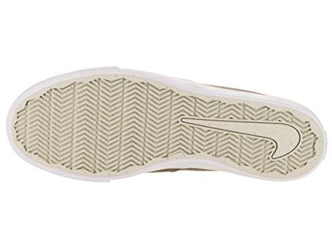Nike SB Portmore II Solarsoft Slip-on Men's Skateboarding Shoe - Brown Image 4