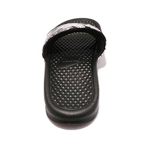Nike Benassi JDI Floral Women's Slide - Black