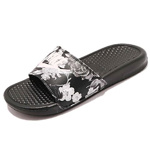 timeless design 5bf2d 0c8ca Nike Benassi JDI Floral Women s Slide - Black Image