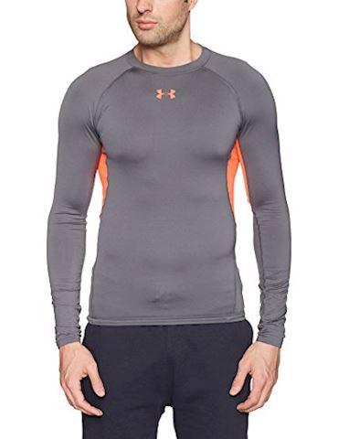 b3cd3b3e Under Armour Men's UA HeatGear Armour Long Sleeve Compression Shirt Image