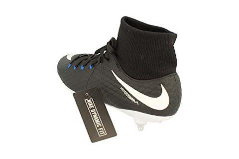 Nike Hypervenom Phelon III Dynamic Fit SG Soft-Ground Football Boot - Black Image 2