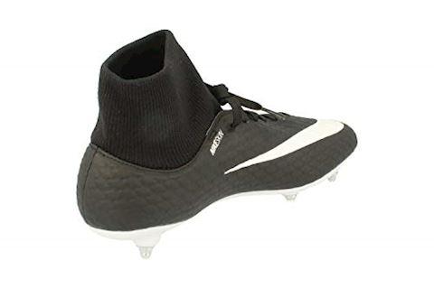 Nike Hypervenom Phelon III Dynamic Fit SG Soft-Ground Football Boot - Black Image 3