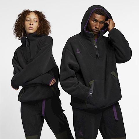 Nike ACG Sherpa Fleece Hoodie - Black Image