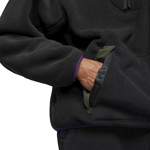 Nike ACG Sherpa Fleece Hoodie - Black Image 5