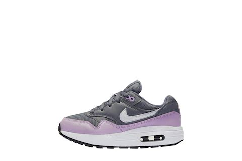Nike Air Max 1 Younger Kids' Shoe - Grey Image