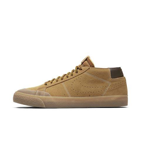 Nike SB Zoom Blazer Chukka XT Premium Skate Shoe - Brown Image