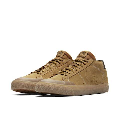 Nike SB Zoom Blazer Chukka XT Premium Skate Shoe - Brown Image 2