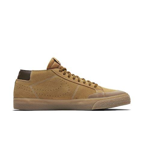 Nike SB Zoom Blazer Chukka XT Premium Skate Shoe - Brown Image 3