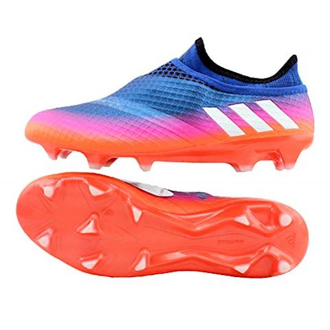 ee0f9f606 adidas Messi 16+ PureAgility Blue Blast Pack FG Football Boots Blue Image