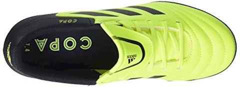 adidas Copa 17.4 TF Solar Yellow Legend Ink Image 7