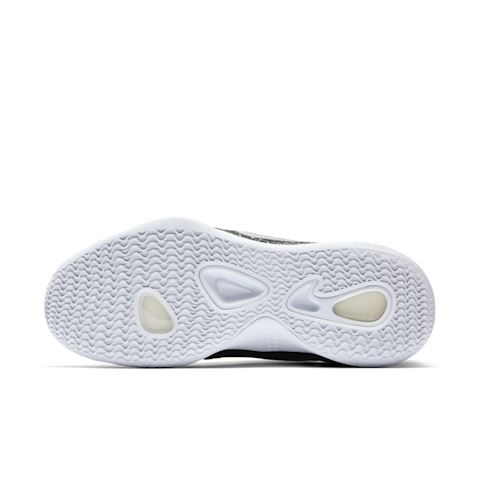 Nike Hyperdunk X Low Basketball Shoe - Black Image 5