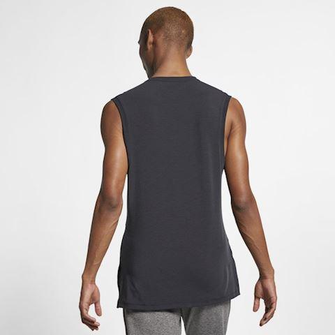 127c7a4fa8 Nike Dri-FIT Men's Yoga Training Tank - Black | AJ8160-010 | FOOTY.COM