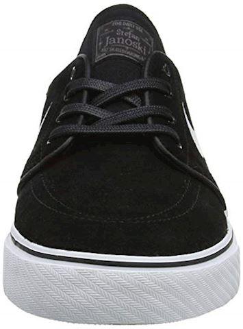 Nike SB Janoski Zoom, Black Image 4