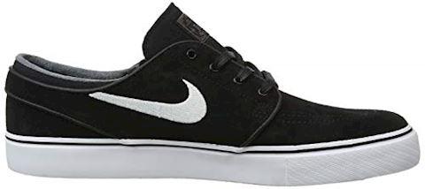 Nike SB Janoski Zoom, Black Image 6