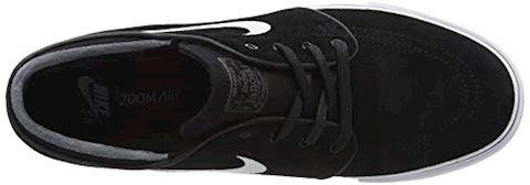 Nike SB Janoski Zoom, Black Image 7