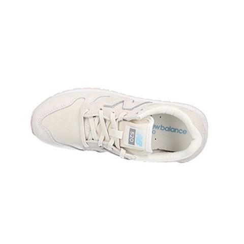 New Balance  WL520  women's Shoes (Trainers) in White
