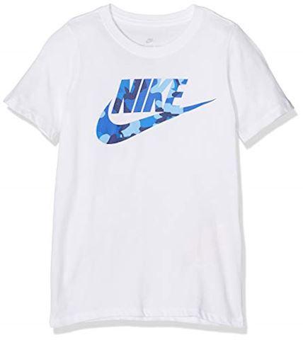 Nike Sportswear Older Kids'(Boys') T-Shirt - White Image
