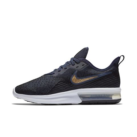 Nike Air Max Sequent 4 Women's Shoe - Black Image