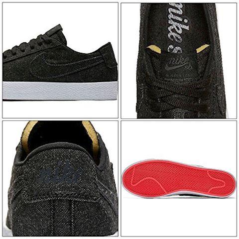 Nike SB Zoom Blazer Low Canvas Deconstructed Men's Skateboarding Shoe - Blue