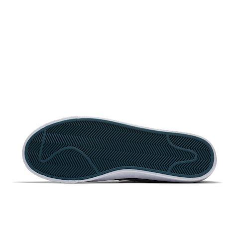 Nike SB Zoom Blazer Low Canvas Deconstructed Men's Skateboarding Shoe - Blue Image 5