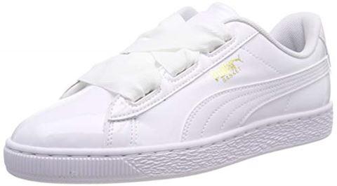 detailed look 96c56 3c172 Puma Basket Heart Patent - Grade School Shoes