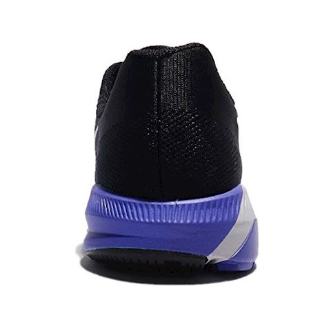 Nike Air Zoom Structure 21 Women's Running Shoe - Blue Image 3