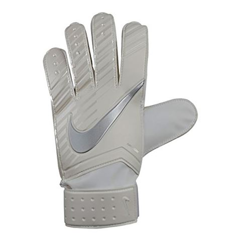 Nike Match Goalkeeper Football Gloves - White Image