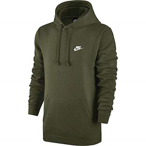 Nike Sportswear Club Fleece Men's Hoodie - Green Image