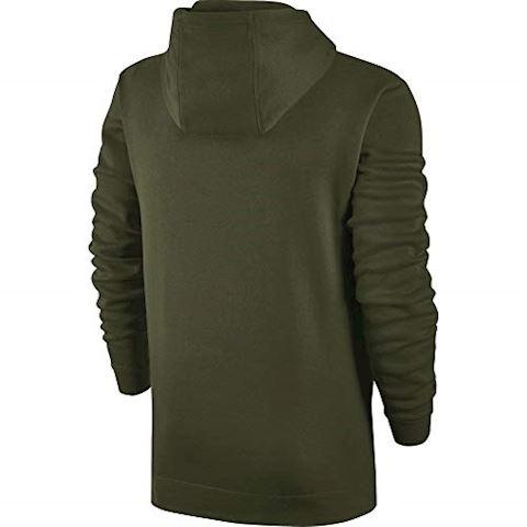 Nike Sportswear Club Fleece Men's Hoodie - Green Image 2
