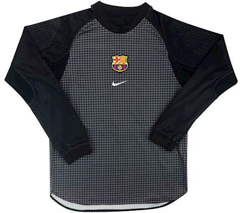 Nike Barcelona Kids LS Goalkeeper Fourth Shirt 2000/01 Image 2