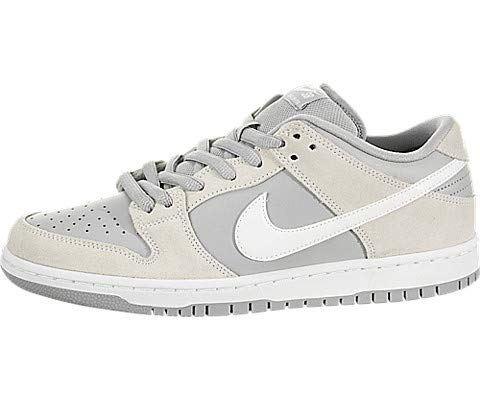 Nike SB Dunk Low, White Image