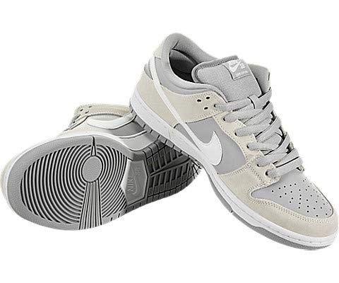 Nike SB Dunk Low, White Image 3