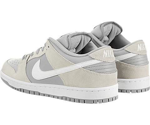 Nike SB Dunk Low, White Image 4