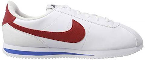 Nike Cortez Basic SL Older Kids' Shoe - White Image 6