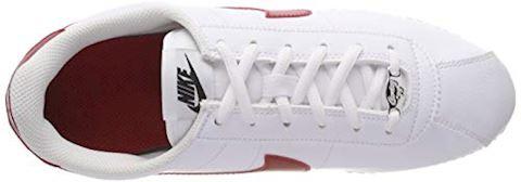 Nike Cortez Basic SL Older Kids' Shoe - White Image 7