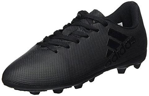 adidas Kids X 17.4 FG Core Black Utility Black  0ec78a40c