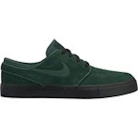 Nike Zoom Stefan Janoski Men's Skateboarding Shoe - Green Image 2
