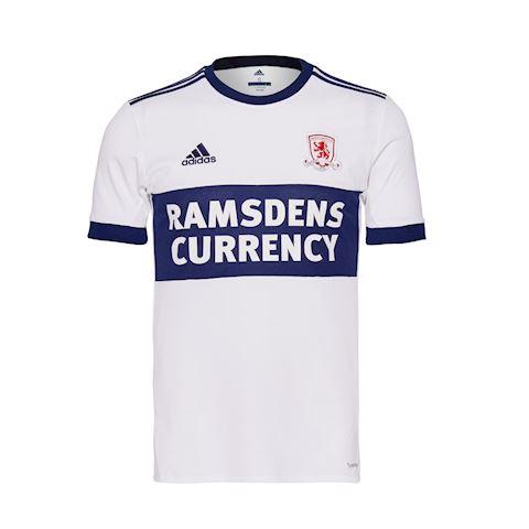 adidas Middlesbrough Mens SS Away Shirt 2017/18 Image