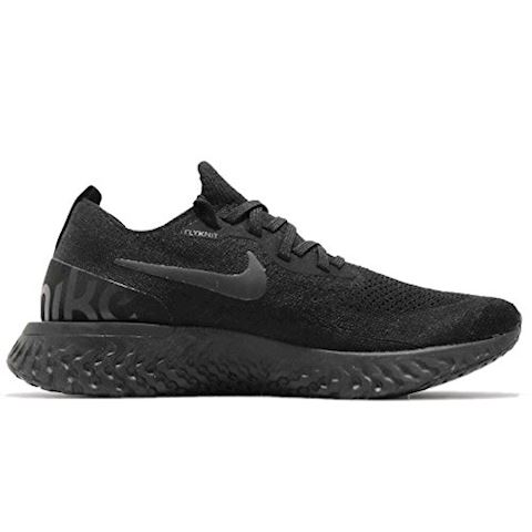 Nike Epic React Flyknit Women's Running Shoe - Black Image 11