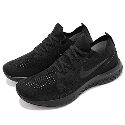 Nike Epic React Flyknit Women's Running Shoe - Black Image 17