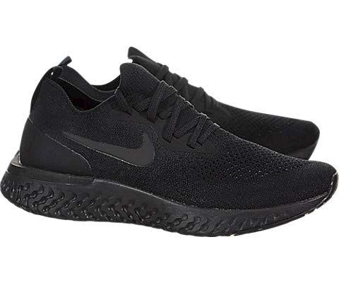 Nike Epic React Flyknit Women's Running Shoe - Black Image 6