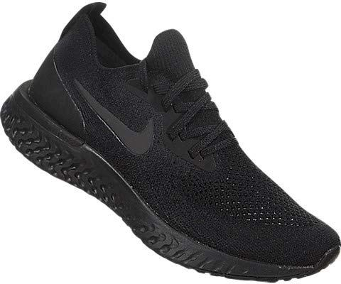Nike Epic React Flyknit Women's Running Shoe - Black Image 9