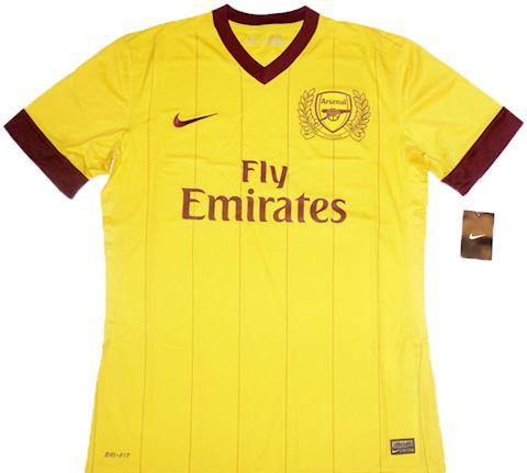 Nike Arsenal Mens SS Player Issue Third European Shirt 2011/12 Image