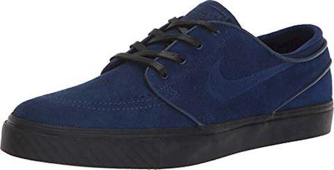 Nike Zoom Stefan Janoski Men's Skateboarding Shoe - Blue Image