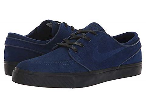 Nike Zoom Stefan Janoski Men's Skateboarding Shoe - Blue Image 7