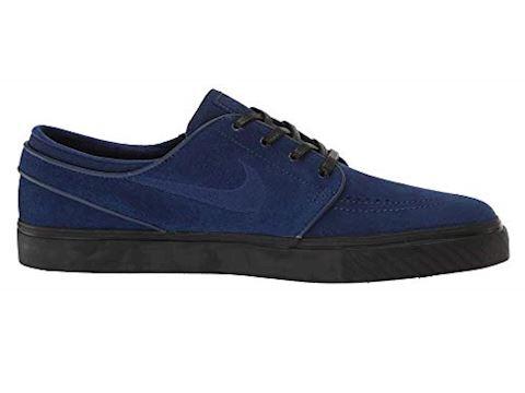 Nike Zoom Stefan Janoski Men's Skateboarding Shoe - Blue Image 8