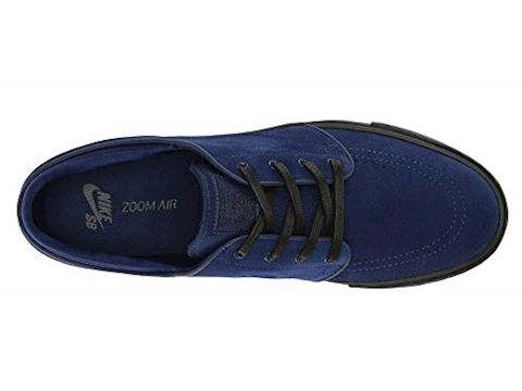 Nike Zoom Stefan Janoski Men's Skateboarding Shoe - Blue Image 9